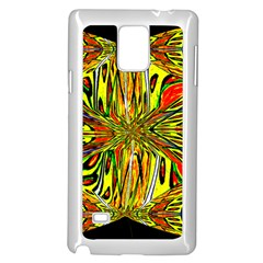 Magic Word Samsung Galaxy Note 4 Case (white) by MRTACPANS