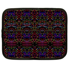Purple 88 Netbook Case (xl)  by MRTACPANS