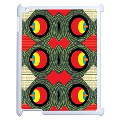 Exile Planet Apple Ipad 2 Case (white) by MRTACPANS