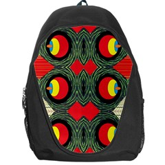 Exile Planet Backpack Bag by MRTACPANS
