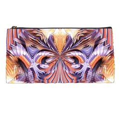Fire Goddess Abstract Modern Digital Art  Pencil Cases by CrypticFragmentsDesign