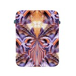 Fire Goddess Abstract Modern Digital Art  Apple iPad 2/3/4 Protective Soft Cases Front