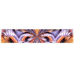 Fire Goddess Abstract Modern Digital Art  Flano Scarf (large) by CrypticFragmentsDesign