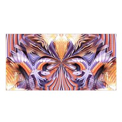 Fire Goddess Abstract Modern Digital Art  Satin Shawl by CrypticFragmentsDesign