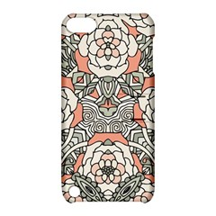 Petals In Vintage Pink, Bold Flower Design Apple Ipod Touch 5 Hardshell Case With Stand by Zandiepants