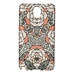 Petals In Vintage Pink, Bold Flower Design Samsung Galaxy Note 3 N9005 Hardshell Case by Zandiepants