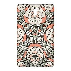 Petals In Vintage Pink, Bold Flower Design Samsung Galaxy Tab S (8 4 ) Hardshell Case  by Zandiepants