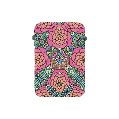 Petals, Carnival, Bold Flower Design Apple Ipad Mini Protective Soft Case by Zandiepants