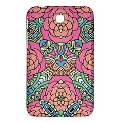 Petals, Carnival, Bold Flower Design Samsung Galaxy Tab 3 (7 ) P3200 Hardshell Case  by Zandiepants