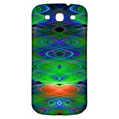 Neon Night Dance Party Samsung Galaxy S3 S Iii Classic Hardshell Back Case by CrypticFragmentsDesign