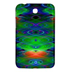 Neon Night Dance Party Samsung Galaxy Tab 3 (7 ) P3200 Hardshell Case  by CrypticFragmentsDesign