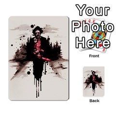 Leatherface 1974 Multi Purpose Cards (rectangle)  by lvbart