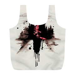 Leatherface 1974 Full Print Recycle Bags (l)  by lvbart