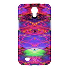 Neon Night Dance Party Pink Purple Samsung Galaxy Mega 6 3  I9200 Hardshell Case by CrypticFragmentsDesign