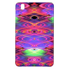 Neon Night Dance Party Pink Purple Samsung Galaxy Tab Pro 8 4 Hardshell Case by CrypticFragmentsDesign