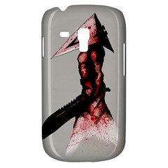 Pyramid Head Drippy Samsung Galaxy S3 Mini I8190 Hardshell Case by lvbart