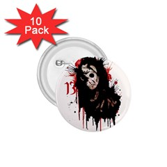 Momma s Boy 13 1 75  Buttons (10 Pack)