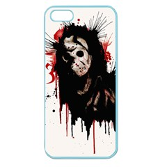 Momma s Boy 13 Apple Seamless Iphone 5 Case (color) by lvbart