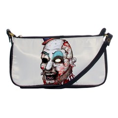 Captain Zombie Shoulder Clutch Bags by lvbart