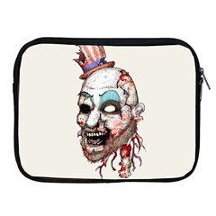 Captain Zombie Apple Ipad 2/3/4 Zipper Cases by lvbart