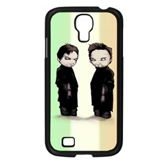 Plushie Saints 2 0 Samsung Galaxy S4 I9500/ I9505 Case (black)