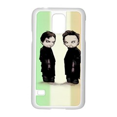 Plushie Saints 2 0 Samsung Galaxy S5 Case (white) by lvbart