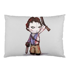 Plushie Boomstick Pillow Case (two Sides)