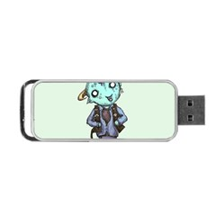 Maurice Portable Usb Flash (one Side)