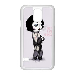 Rocky Horror Plush  Samsung Galaxy S5 Case (white) by lvbart