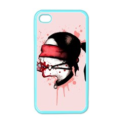 Cardio Masochist  Apple Iphone 4 Case (color) by lvbart