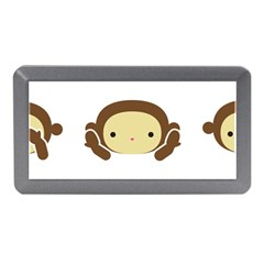 Three Wise Monkeys Memory Card Reader (mini) by Shopimaginarystory