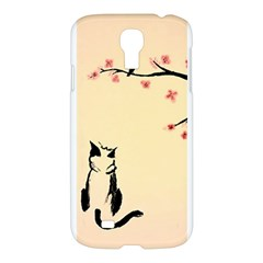 Luck And Patience Cat  Samsung Galaxy S4 I9500/i9505 Hardshell Case