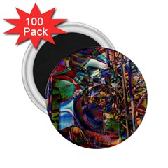 Las Vegas Nevada Ghosts 2 25  Magnets (100 Pack)  by CrypticFragmentsDesign