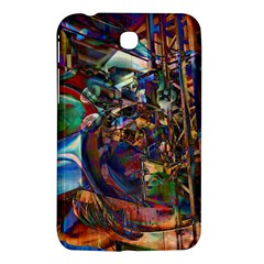 Las Vegas Nevada Ghosts Samsung Galaxy Tab 3 (7 ) P3200 Hardshell Case  by CrypticFragmentsDesign