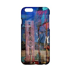 Las Vegas Strip Walking Tour Apple Iphone 6/6s Hardshell Case by CrypticFragmentsDesign