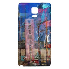 Las Vegas Strip Walking Tour Galaxy Note 4 Back Case by CrypticFragmentsDesign