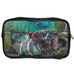 Vegas The Deep End  Toiletries Bags by CrypticFragmentsColors