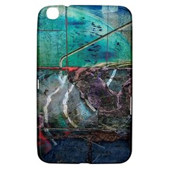 Vegas The Deep End  Samsung Galaxy Tab 3 (8 ) T3100 Hardshell Case  by CrypticFragmentsColors