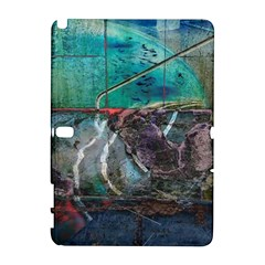 Vegas The Deep End  Samsung Galaxy Note 10 1 (p600) Hardshell Case by CrypticFragmentsColors