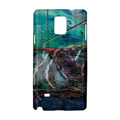 Vegas The Deep End  Samsung Galaxy Note 4 Hardshell Case by CrypticFragmentsColors