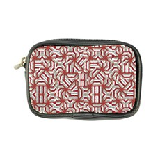 Interlace Tribal Print Coin Purse by dflcprints