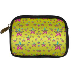 Flower Power Stars Digital Camera Cases by pepitasart