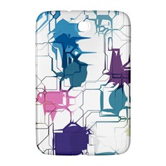 Cracked Wall                                 			samsung Galaxy Note 8 0 N5100 Hardshell Case by LalyLauraFLM