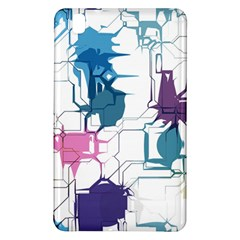 Cracked Wall                                 			samsung Galaxy Tab Pro 8 4 Hardshell Case by LalyLauraFLM