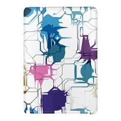 Cracked Wall                                 			samsung Galaxy Tab Pro 12 2 Hardshell Case by LalyLauraFLM