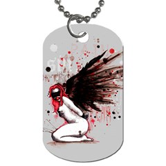 Dominance Dog Tag (two Sides) by lvbart