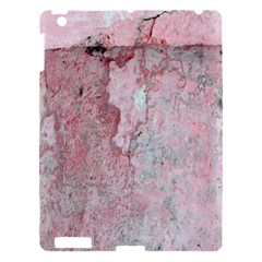 Coral Pink Abstract Background Texture Apple Ipad 3/4 Hardshell Case by CrypticFragmentsDesign