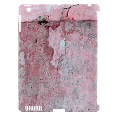 Coral Pink Abstract Background Texture Apple Ipad 3/4 Hardshell Case (compatible With Smart Cover) by CrypticFragmentsDesign