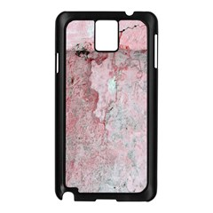 Coral Pink Abstract Background Texture Samsung Galaxy Note 3 N9005 Case (black) by CrypticFragmentsDesign