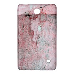 Coral Pink Abstract Background Texture Samsung Galaxy Tab 4 (8 ) Hardshell Case  by CrypticFragmentsDesign